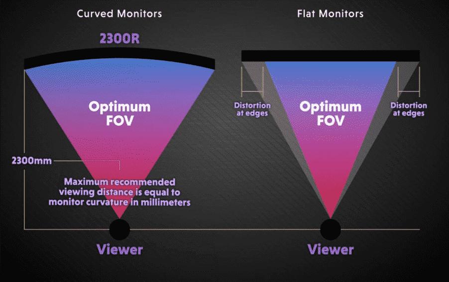 Eyesight and FOV